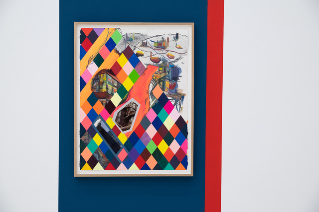, 'The Masterplan 蓝图,' 2019, PIFO Gallery