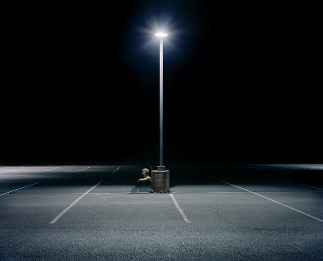 , 'Parking Lot,' 2010, Susan Eley Fine Art