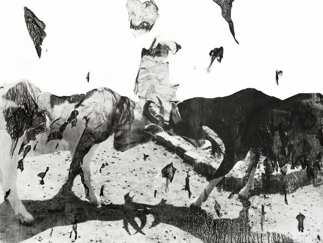 , 'Sacred lives,' 2017, GALERIE BENJAMIN ECK