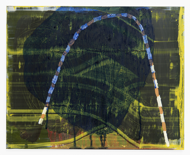 , 'Pool Boy,' 2017, FRED.GIAMPIETRO Gallery
