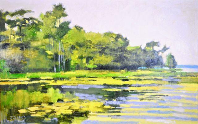 , 'Shoreline Ripples,' ca. 2018, Thomas Deans Fine Art