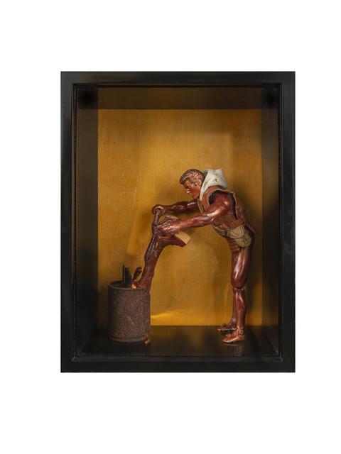 , 'Save Her!?,' 2019, Van Bavink Gallery