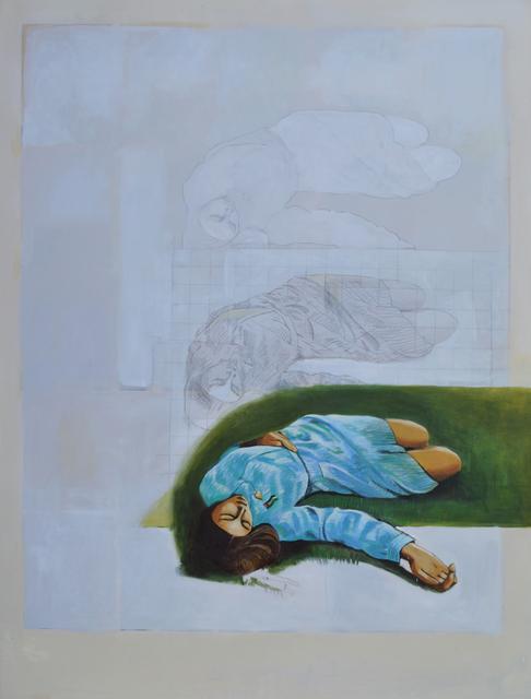 Khaled Hourani, 'Leena (1976 Martyr)', 2019, Zawyeh Gallery
