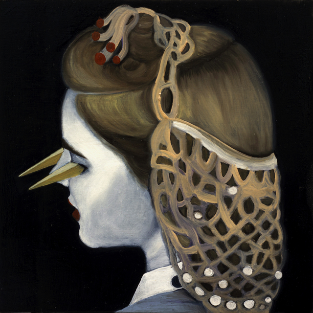 , 'Visionaria/the Visionary #34,' 2018, Glenda Cinquegrana Art Consulting