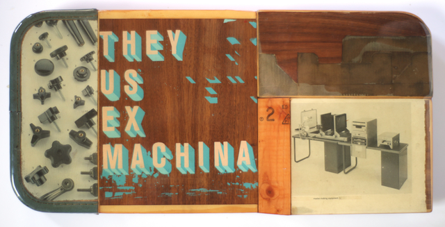 Mac Premo, 'They Us Ex Machina (Landscape)', 2012, Children's Museum of the Arts Benefit Auction