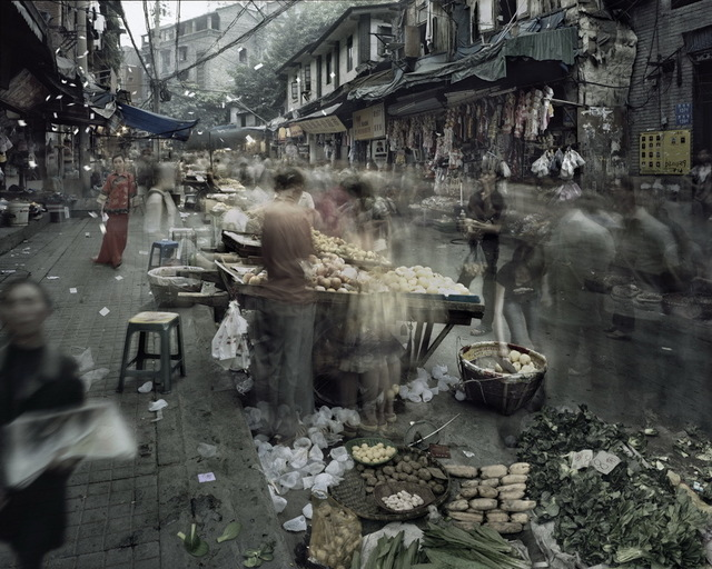 , 'Old City - Jiao Hua Zi Street 故城系列之叫花子街,' 2011, Galerie du Monde