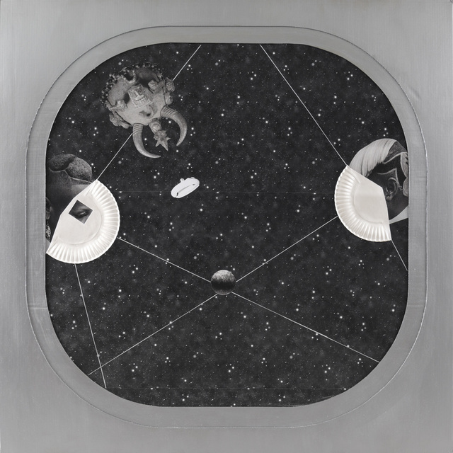 , 'Orbiting Us #3,' 2017, Vigo Gallery