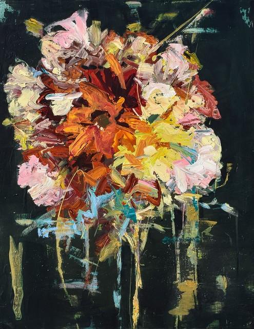 Carmelo Blandino, 'Opus II', 2014, Painting, Acrylique sur toile / Acyrlic on Canvas, Galerie de Bellefeuille