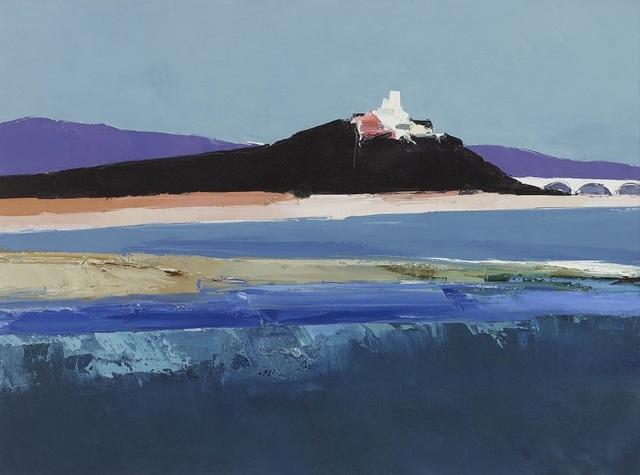 , 'River landscape, River Durance, Provence,' , Panter & Hall