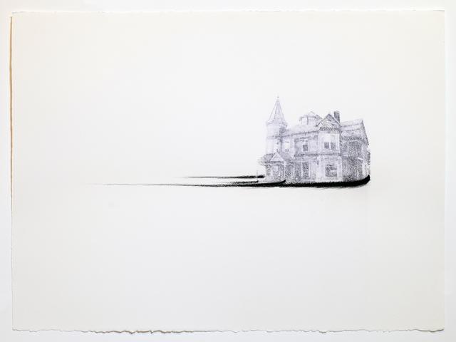 , 'Detroit House 1,' 2017, Wasserman Projects