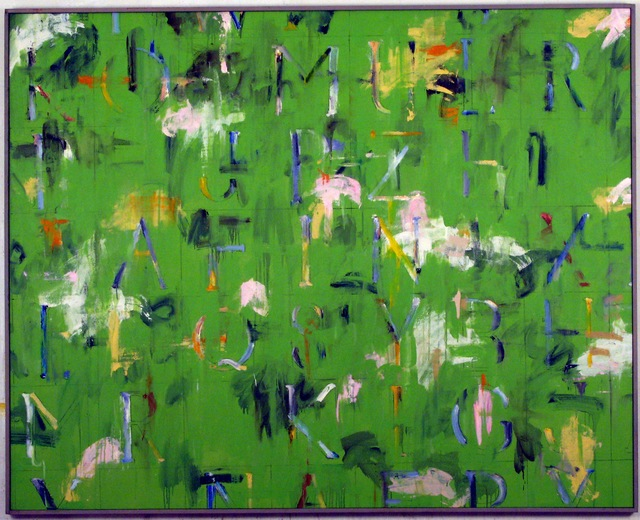 , 'April Jump,' 2004, Octavia Art Gallery