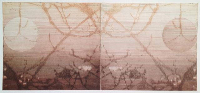 , 'Chiral VI,' 2015, Gallery Elena Shchukina