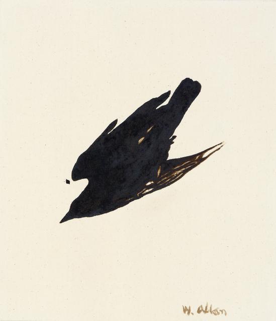 , 'Crow #8 ,' 2016, Anglim Gilbert Gallery