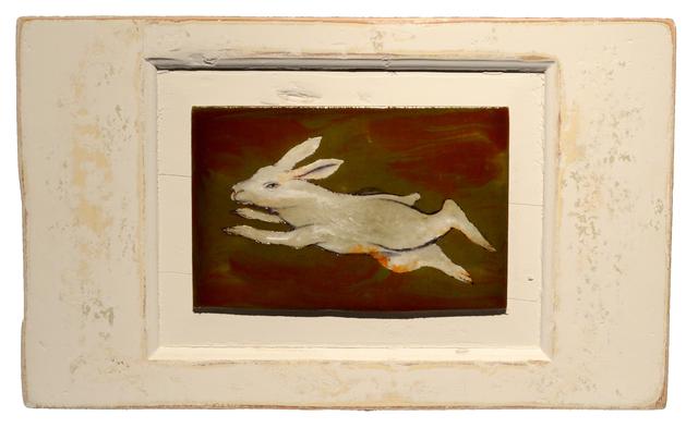 , 'Cloister Rabbit,' 2015, Abmeyer + Wood Fine Art