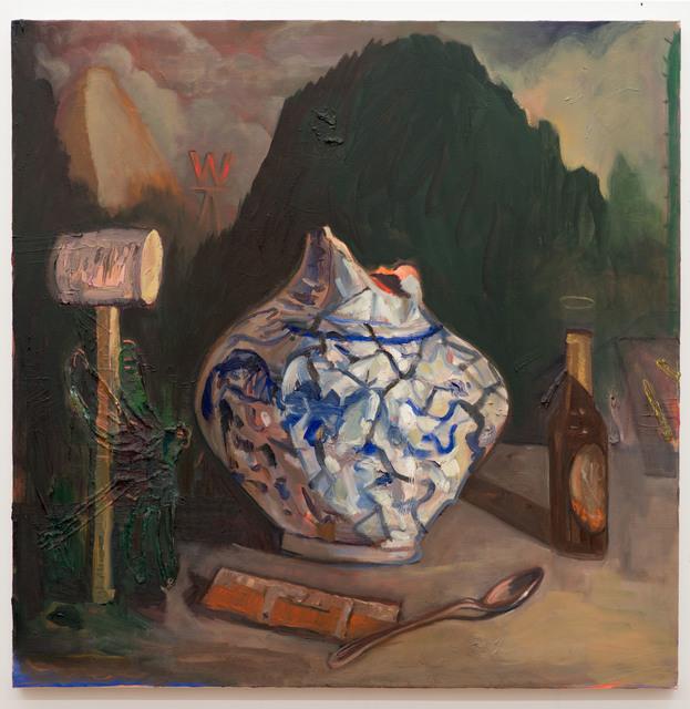 David B. Stewart, 'High Knoll', 2019, South Main Gallery