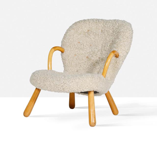 Philip Arctander, 'Lounge chair', circa 1945, Aguttes