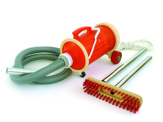 Jesse Howard, 'Transparent Tool: Improvised Vacuum with Tube and Brush', 2012, Cooper Hewitt, Smithsonian Design Museum