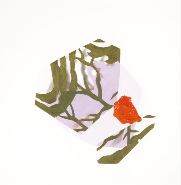 , 'Splicesidle 10,' 2016, Muriel Guépin Gallery