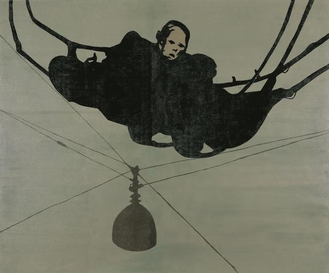 , 'Madman's swing,' 2017, Galleria Heino