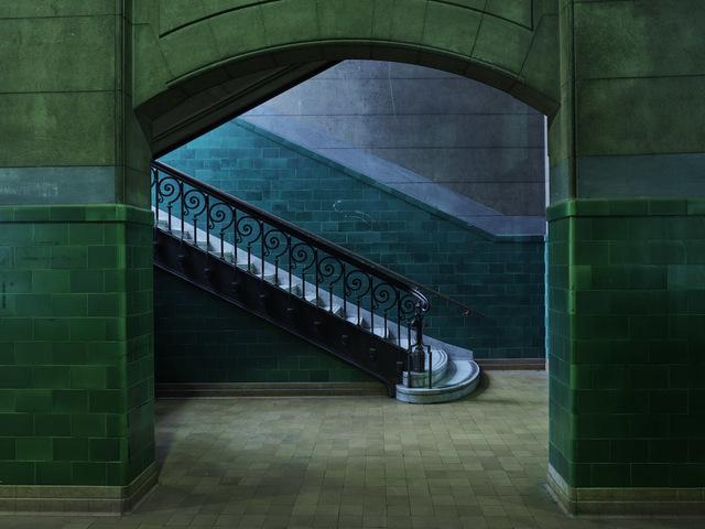 , 'Calegio Passage, Buenos Aires,' 2017, Duane Reed Gallery