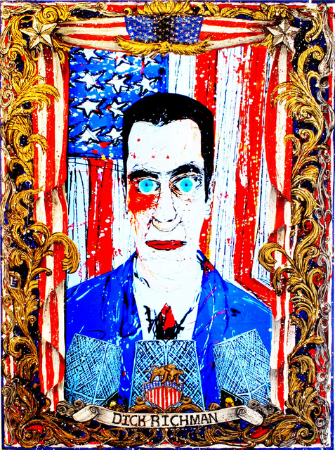 , 'American Circus - Dick Richman Wall Street Tycoon,' 2014, CONNERSMITH.