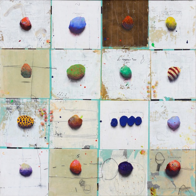 , '1 Thru 5,' 2019, Gallery Jones
