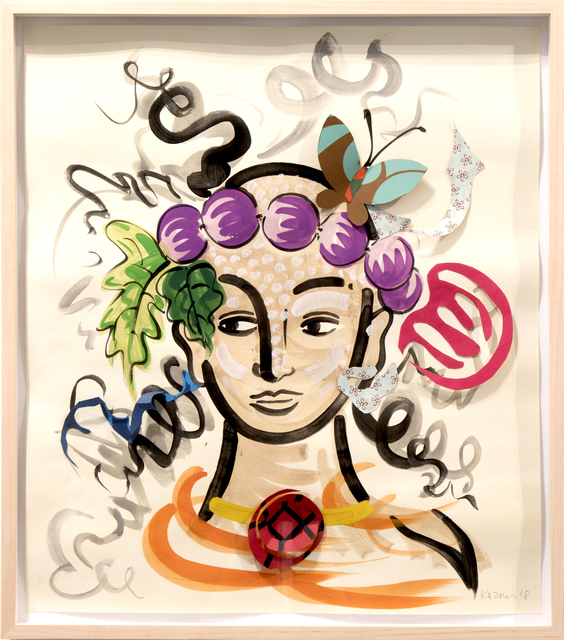, 'Clio,' 2018, Cheryl Hazan Gallery