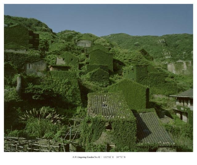 , 'Lingering Garden No.02,' 2016, Matthew Liu Fine Arts