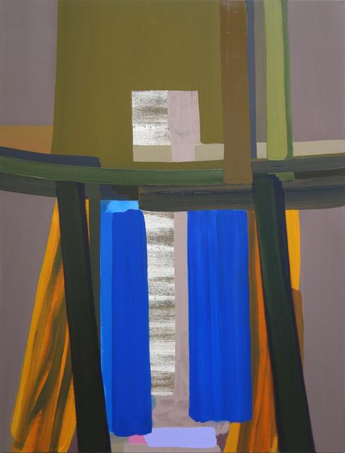 , 'Hat Head,' 2013, George Lawson Gallery