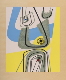 Enrico Prampolini, 'Abstract composition,' , Forum Auctions: Editions and Works on Paper (March 2017)