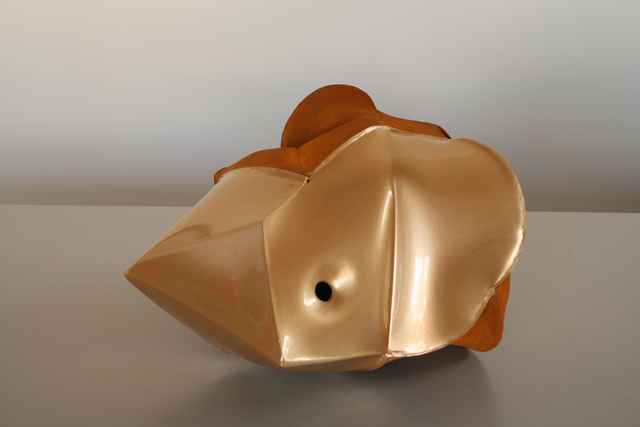 , 'Mustang Gold,' 2014, Charlotte Jackson Fine Art