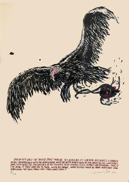 , 'No Title (HOWEVER VASTNESS),' 2007, The LODGE