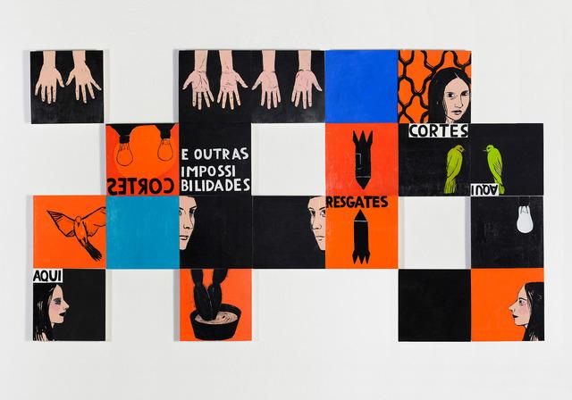 , 'Sem Título [Untitled],' 2013, Casa Triângulo
