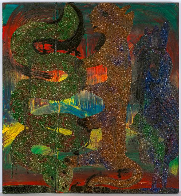 , 'Snake Puma Condor 2,' 2015, Anton Kern Gallery