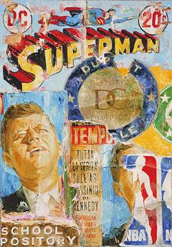 , 'Superman,' 2017, Galerie von Braunbehrens