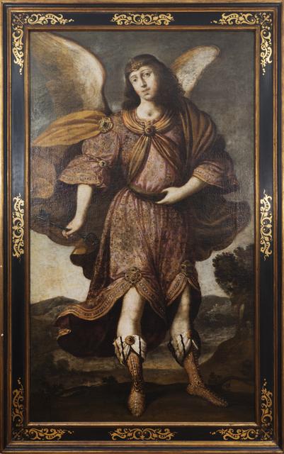 , 'Archangel Raziel,' ca. 1650, Peyton Wright Gallery