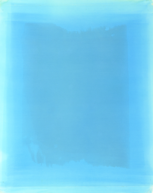, 'Memory of Blue Breeze,' 2009, Gallery Date