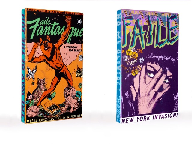 , 'Les ballets de faile box 2,' , Corridor Contemporary