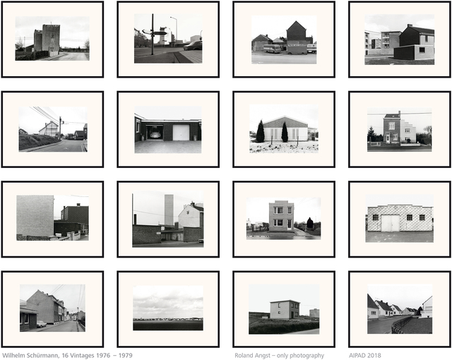 , '16 vintages ,' 1976-1977, only photography