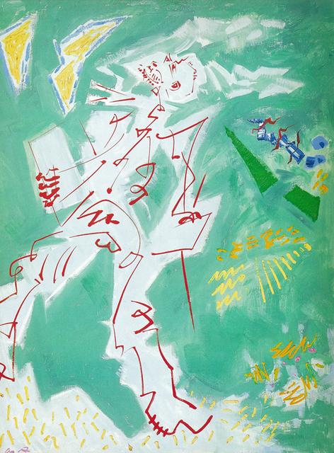 , 'Le Spectre de Van Gogh,' 1961, DIE GALERIE