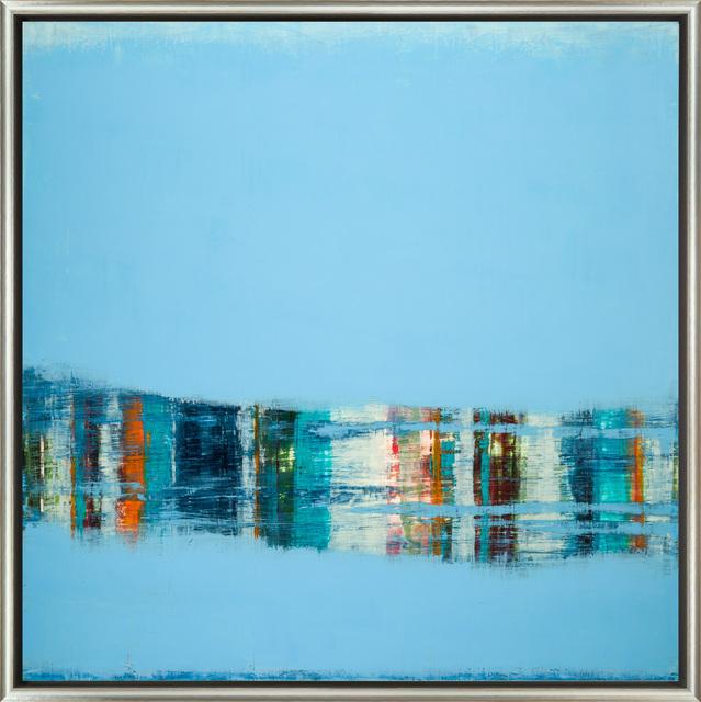 , 'Harbor Reflections,' ca. 2019, Merritt Gallery