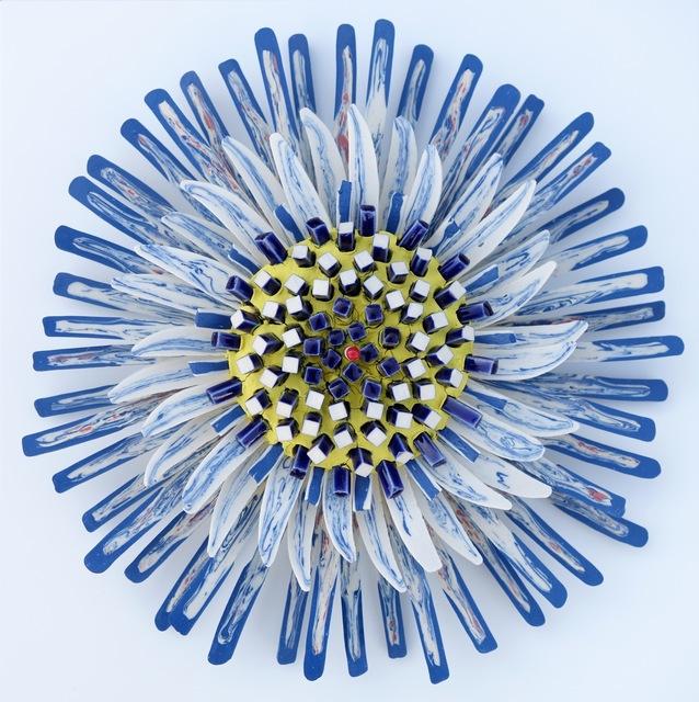 , 'Flower Power 8,' 2017, Cynthia Corbett Gallery