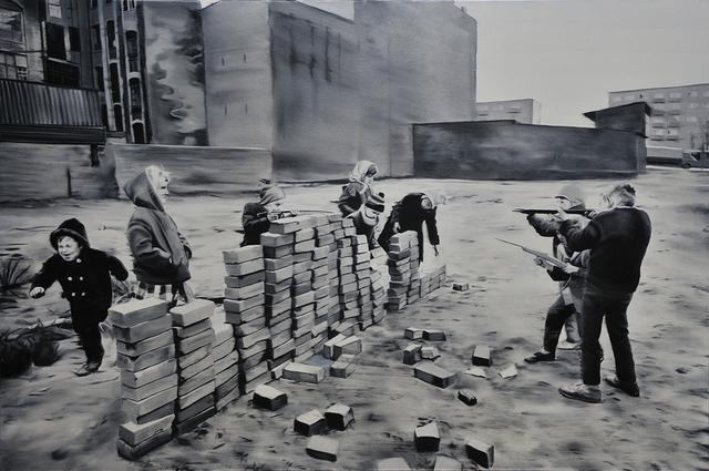 , 'Abizol,' 2016, Zilberman Gallery