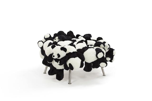 , 'Panda Puff,' 2005, Carpenters Workshop Gallery