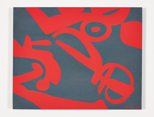 , 'Grigio Rosso,' 1992, Galerie Greta Meert