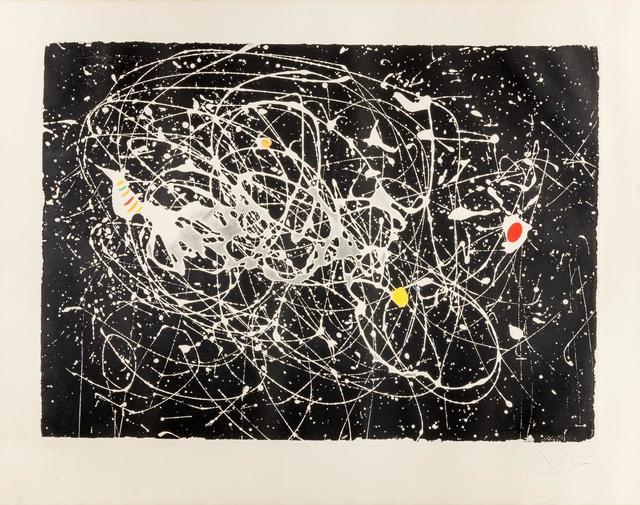 Joan Miró, 'L'Oiseau du Paradis', 1963, Hindman