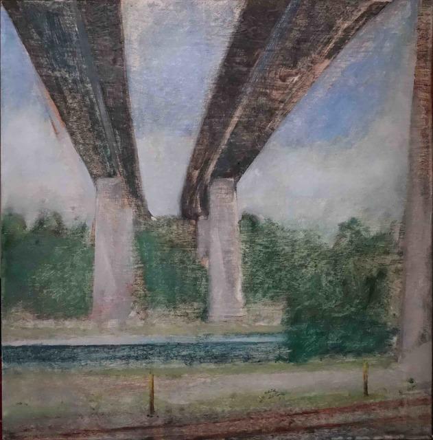 , 'Pont Kiel,' 2017, Galerie Pixi - Marie Victoire Poliakoff