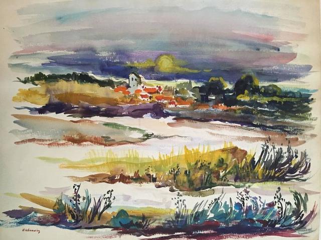 Katherine Librowicz, 'Wind Sun Field', 20th Century, Lions Gallery