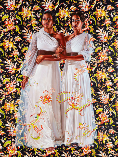 , 'The Two Sisters,' 2012, Brooklyn Museum