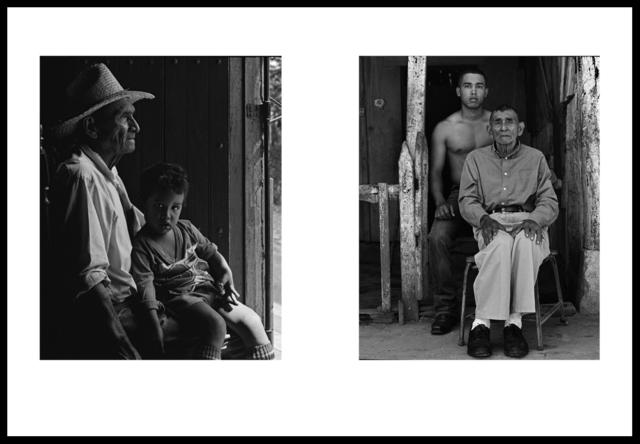 , 'Juan and his great grandson, Elgin,' , Soho Photo Gallery